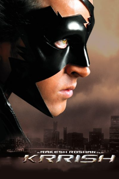 "Poster for the movie ""Krrish"""