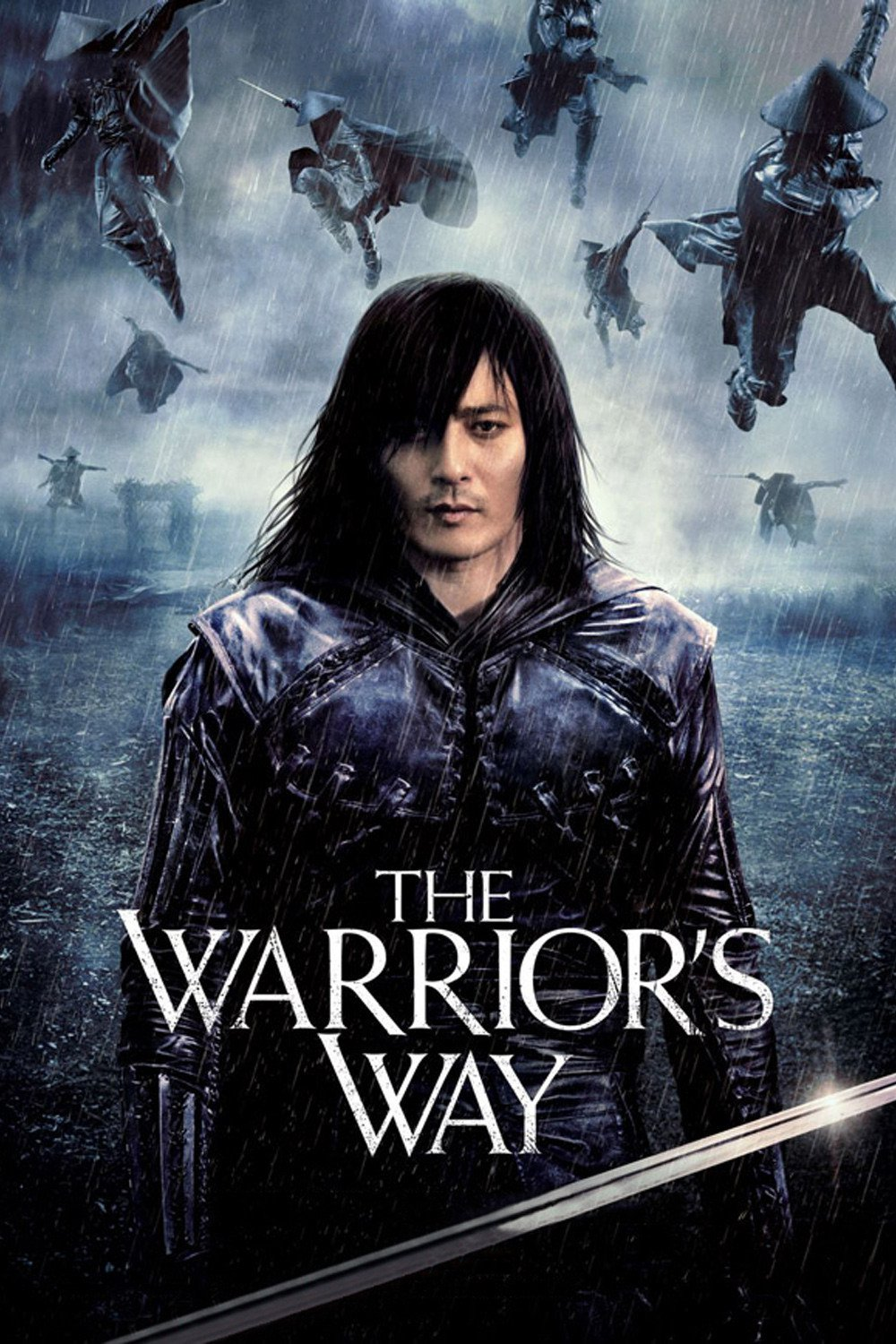 "Poster for the movie ""The Warrior"