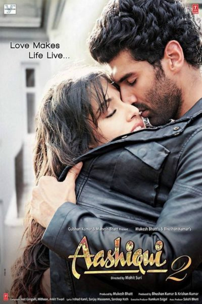 "Poster for the movie ""Aashiqui 2"""