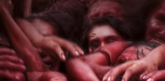 """Poster for the movie """"The Green Inferno"""""""