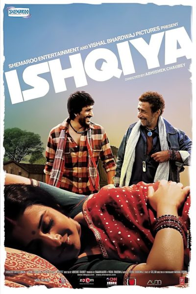 "Poster for the movie ""Ishqiya"""