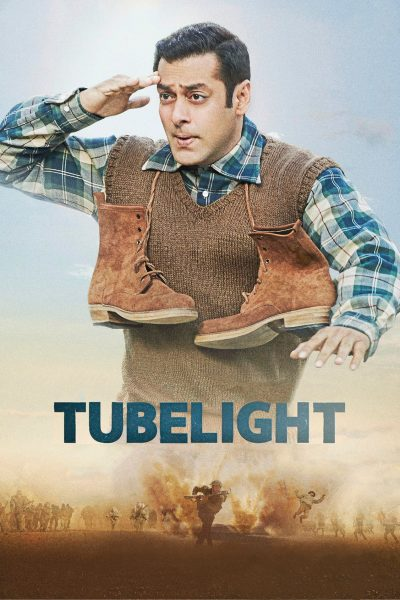 "Poster for the movie ""Tubelight"""