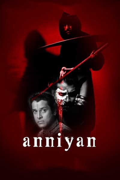 "Poster for the movie ""Anniyan"""