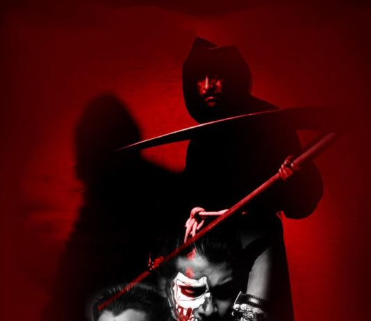 """Poster for the movie """"Anniyan"""""""