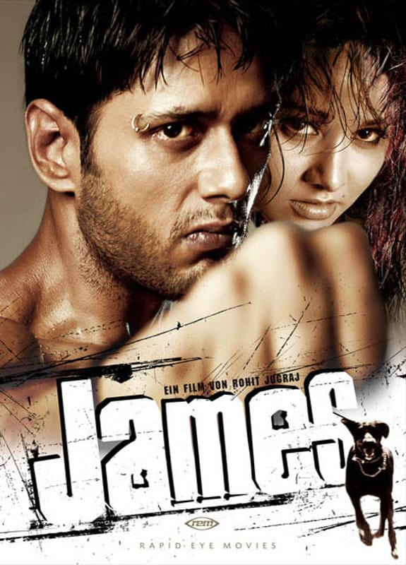 "Poster for the movie ""James"""