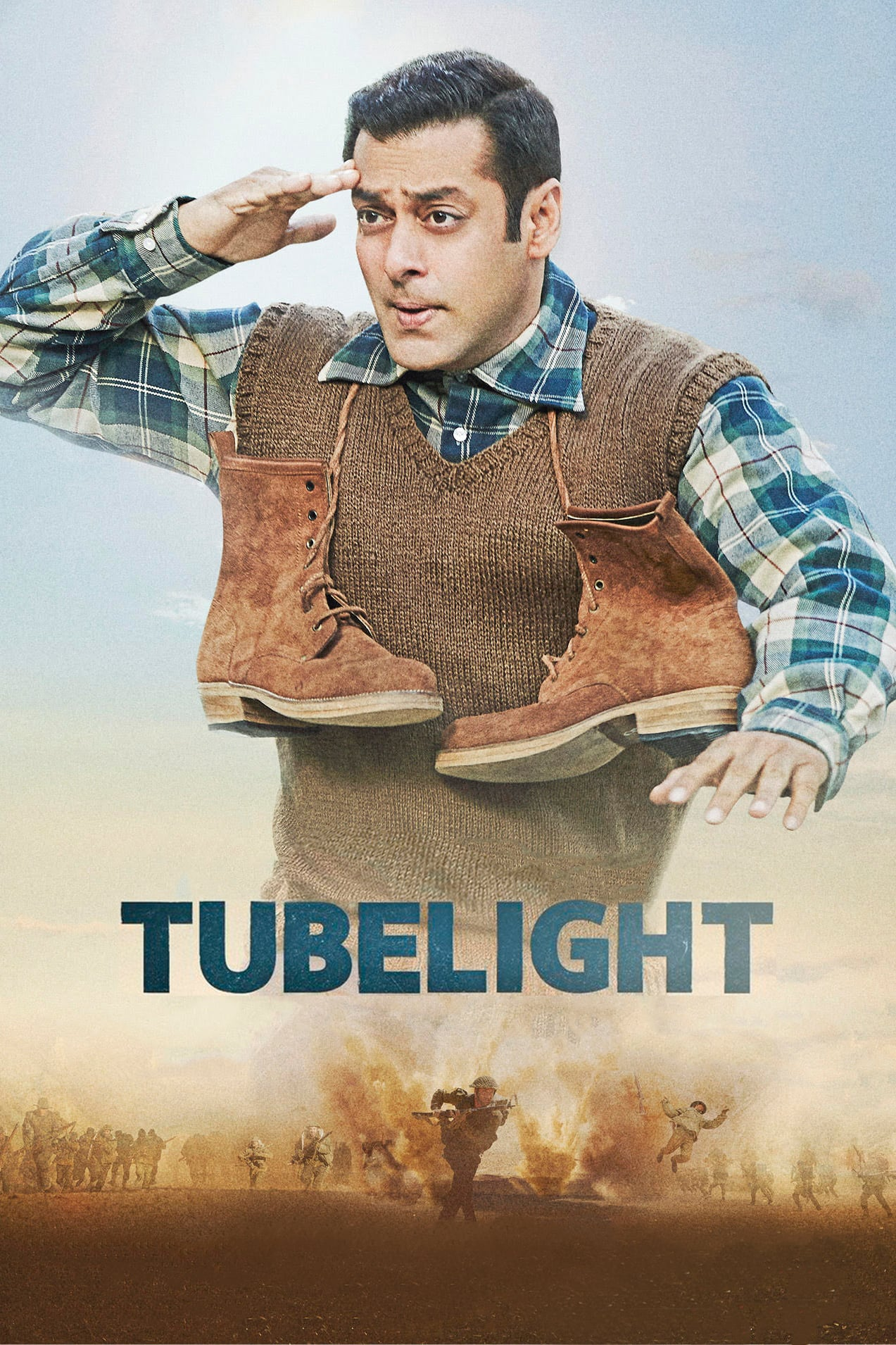 """Poster for the movie """"Tubelight"""""""