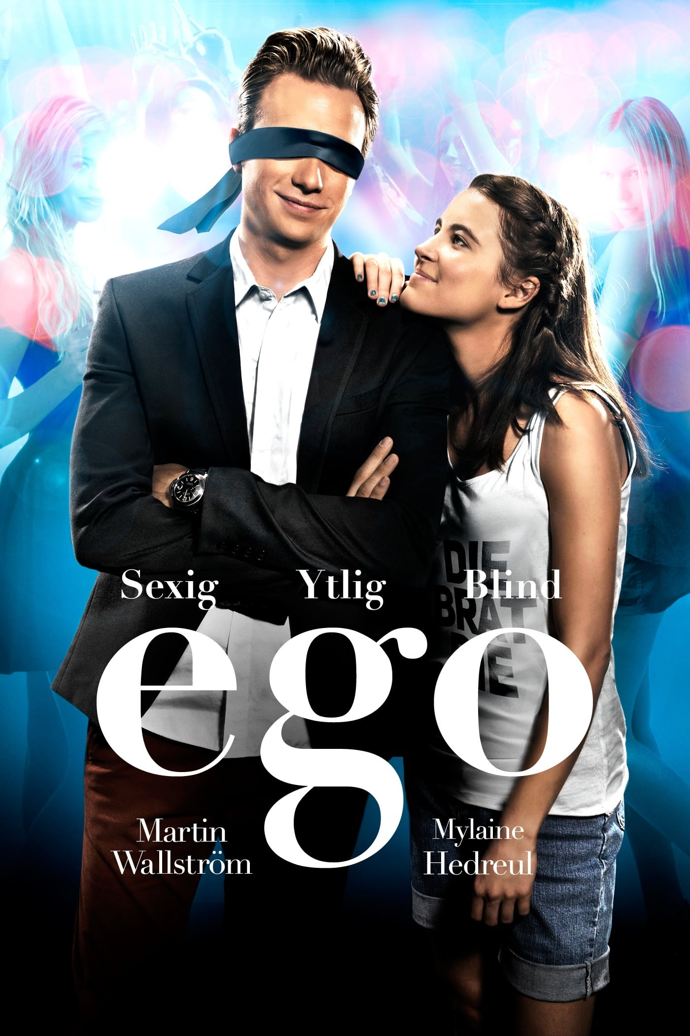 "Poster for the movie ""Ego"""