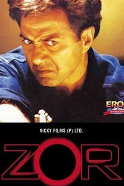 "Poster for the movie ""Zor"""