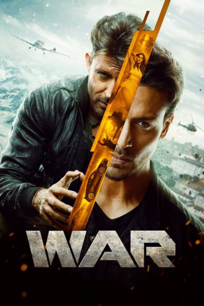 "Poster for the movie ""War"""